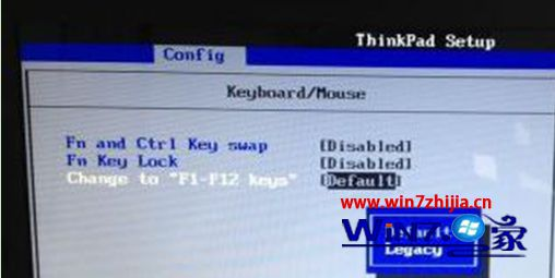 "在Change to""f1-f12 keys""中关闭"