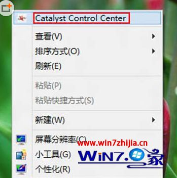 "选择""Catalyst Control Center"""